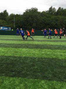 BWFC V Grimsby Mariners Won 4 - 0
