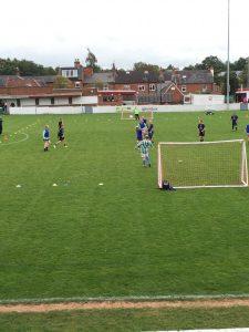 BWFC V Bromsgrove Sporting FC