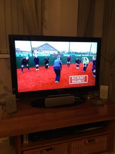 BWFC on tv 3