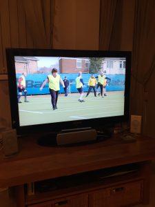BWFC on tv 4