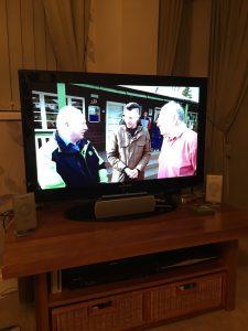 BWFC on tv 5