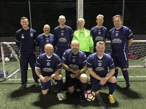 BWFC V Leicester