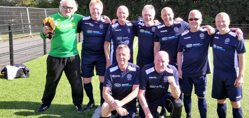 BWFC 58+ v Wolverhampton 58+